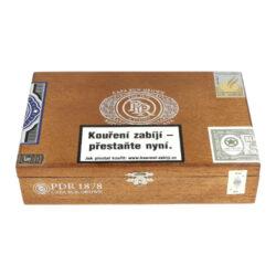 Doutníky PDR Robusto 5*52 1878 Capa Sun Grown, 20ks(7413020)