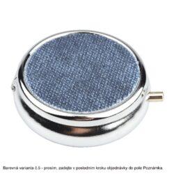 Cigaretový popelník kapesní Angelo, barevný(400802)
