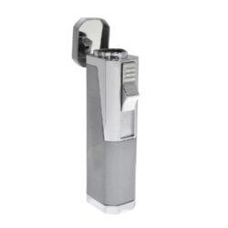 Doutníkový zapalovač Eurojet Rio, sříbrný(256010)