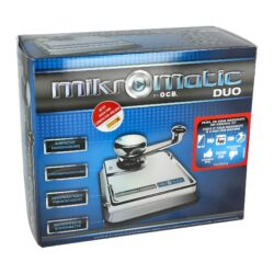 Plnička dutinek kovová OCB Mikromatic Duo, manuální(03014)