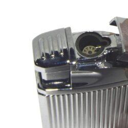 Dýmkový zapalovač Eurojet Aberdeen, stříbrný(257160)