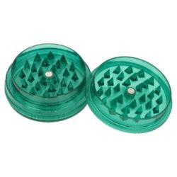 Drtič tabáku Hemp Rasta, plastový(340141)