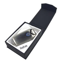 USB zapalovač Hadson Madison Arc, el. oblouk, chrom(10430)