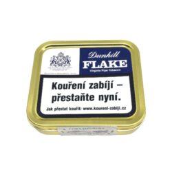 Dýmkový tabák Dunhill Flake, 50g-Dýmkový tabák Dunhill Flake. Balení plechová krabička 50g.