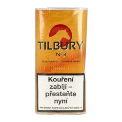 Dýmkový tabák Tilbury Full Aroma, 40g-Dýmkový tabák Tilbury Full Aroma. Tabáková směs tabáků Virginia a aromatických jemně ořechových tabáků Burley. Balení pouch 40g.
