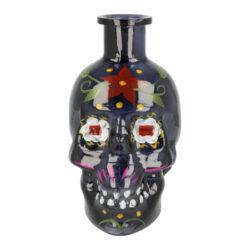 Vodní dýmka Skull 45cm černá(30472)