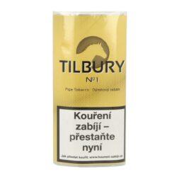 Dýmkový tabák Tilbury Sweet Vanilla, 40g-Dýmkový tabák Tilbury Sweet Vanilla. Balení pouch 40g.
