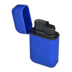 Tryskový zapalovač Eurojet Rubber Colored-Tryskový zapalovač Eurojet Rubber Colored. Turbo zapalovač s pogumovaným povrchem je vybavený dvěma tryskami. Ve spodní části zapalovač najdeme plnící ventil plynu, na boku je umístěné nastavení intenzity plamene. Výška 6,5 cm. Cena je uvedena za 1 ks. Před odesláním objednávky uveďte číslo barevného provedení do poznámky.