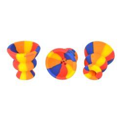 Náhradní korunka pro vodní dýmku silikonová, 15mm(012682)