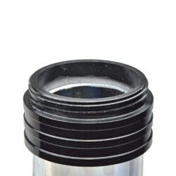 Vodní dýmka Atropos Elox 77cm černá(30496)