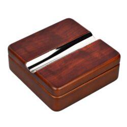 Doutníkový popelník dřevěný(523662)