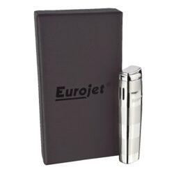 Zapalovač Eurojet Lux, chromový(251415)