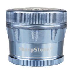 Drtič tabáku ALU Sharp Stone Blue, 53mm(340182)