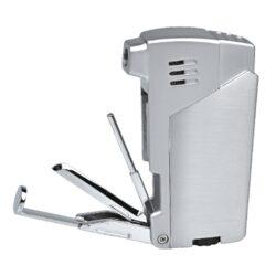 Dýmkový zapalovač Winjet Bernardo, stříbrný(222100)