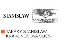 Oblíbený dýmkový tabák Krakonošova směs a další dýmkové tabáky Stanislaw. Vše skladem, ihned k dodání.
