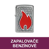 Benzínové zapalovače Zippo a jiné benzínové zapalovače. Zippo zapalovač v dárkové krabičce vhodný jako dárek. Skladem, zítra u Vás.