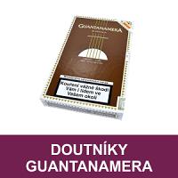 Kubánské doutníky Guantanamera. Doutníky Guantanamera jsou strojově balené z kvalitních kubánských tabákových listů. Kubánské doutníky Guantanamera se vyznačují příjemnou lehčí vůní a jemnou chutí. Doutníky skladem.