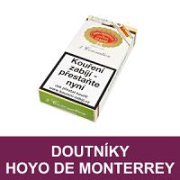 Kubánské doutníky Hoyo de Monterrey. Doutníky této značky jsou velmi oblíbené na světovém trhu. Hoyo de Monterrey jsou kubánské doutníky jemné až středně silné tabákové síly a vyznačují se příjemnou nasládlou chutí s jemným tónem skořice, kakaa.