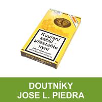 Kubánské doutníky Jose L. Piedra. Oblíbené doutníky kubánskými domorodci pro jejich silnější příjemnou chuť. Kubánské doutníky Jose L. Piedra charakterizuje skvělý poměr mezi přijatelnou cenou a požitkem z kouření. Doutníky skladem.