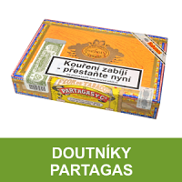 Kubánské doutníky Partagas. Kvalitou známá značka Partagas nabízí velký výběr mezi ručně nebo strojově balenými vynikajícími doutníky z Kuby. Kubánské doutníky Partagas jsou velmi oblíbené díky svojí plné zemité chuti. Doutníky skladem.
