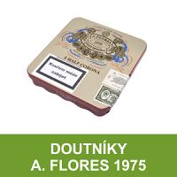 Doutníky A.Flores 1975 z Dominikánské republiky. Kvalitně zpracované doutníky z Dominikánské republiky z továrny PDR Cigars Factory založenou Abe Floresem. Díky jeho zkušenostem vznikly špičkové dominikánské doutníky s bohatým kouřem a výborné chuti.