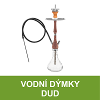 Moderní vodní dýmky DUD. Precizně vyrobená vodní dýmka DUD se silikonovými šlauchy a rychlým systémem uchycení Click. Zboží skladem.