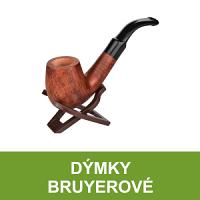 Kvalitní dýmky od známých výrobců. Precizně zpracované dýmky BPK Proseč, dýmky Jirsa a dýmky Angelo z bruyerového dřeva. V nabídce též nádherné dýmky z olivového dřeva značky Prague Pipes. Dýmkové sady - startovní sety pro začínající kuřáky dýmky.